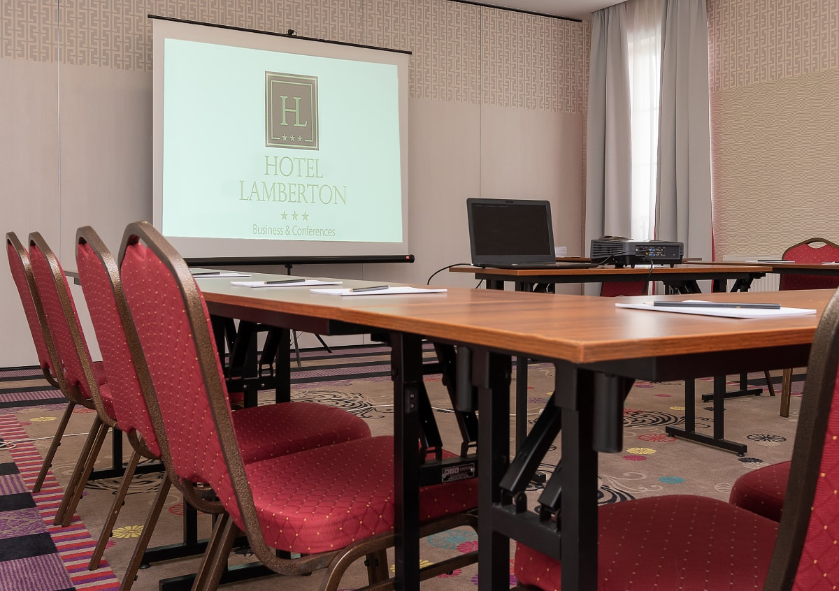 Hotel Lamberton - konferencje i szkolenia