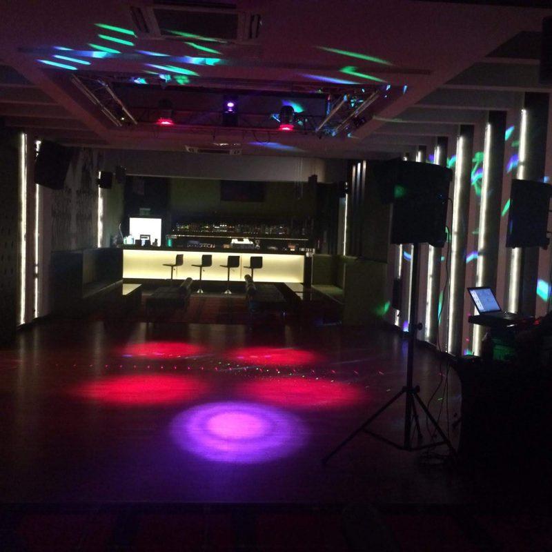 klub tance